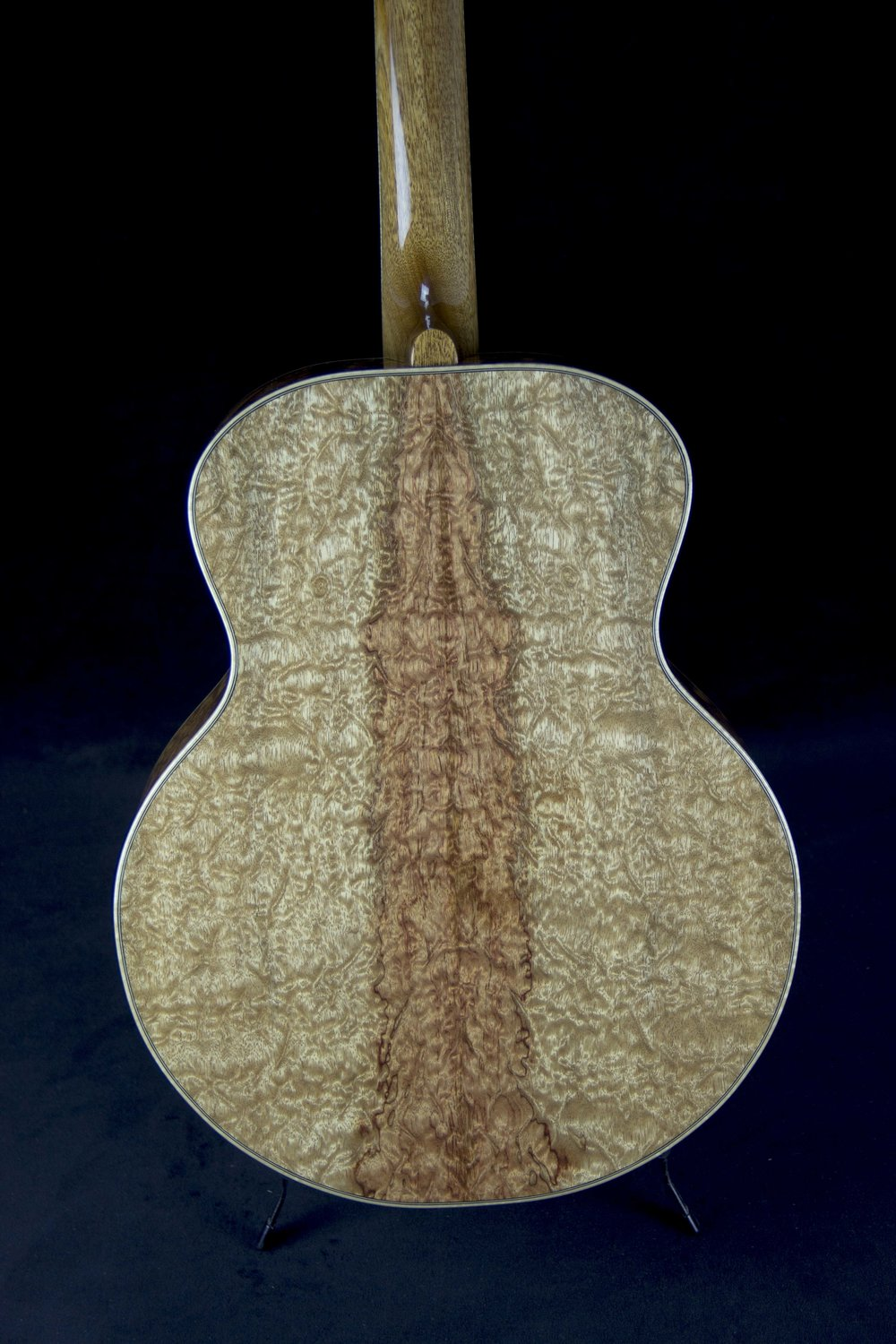 A Model Custom Bubinga back.jpg