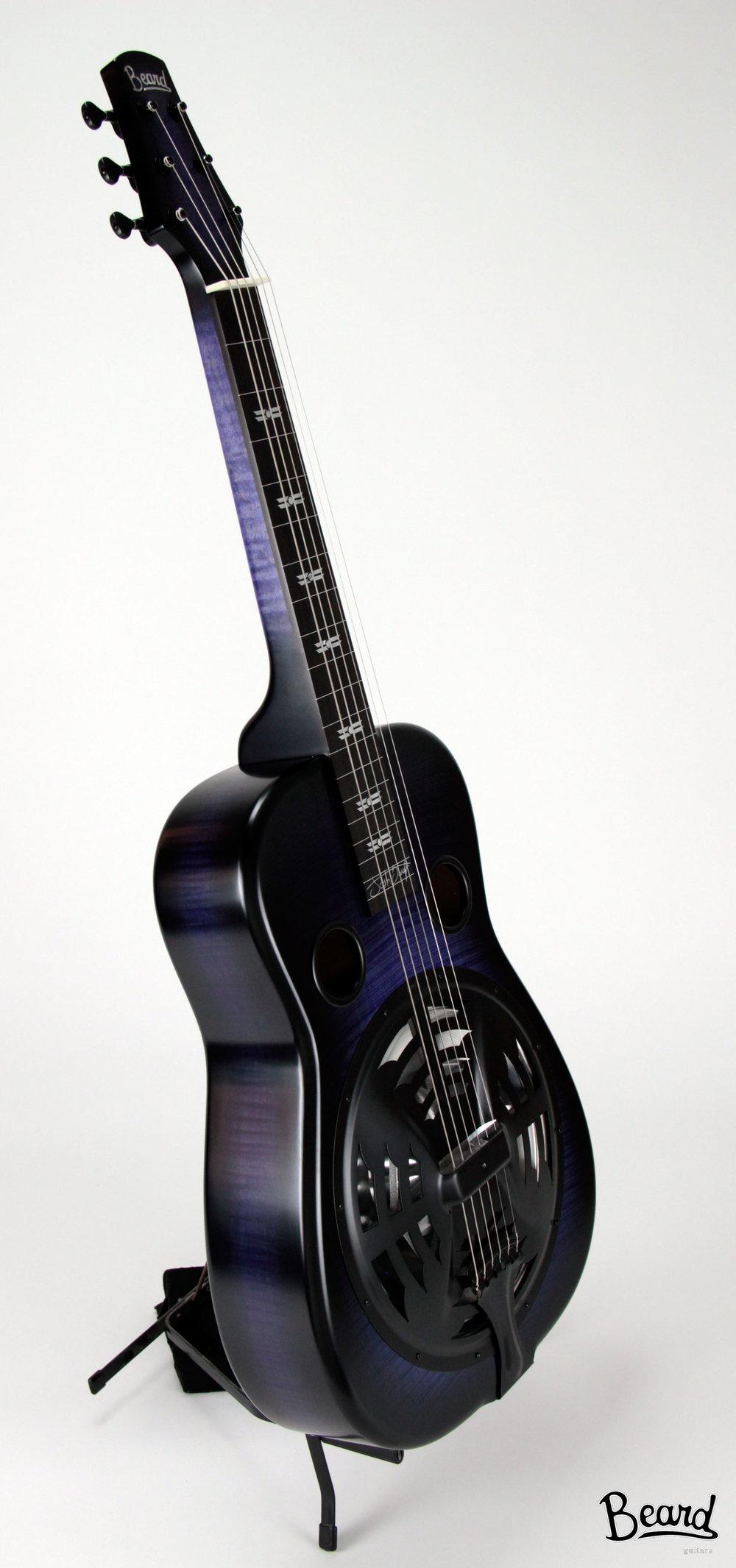 Josh Swift Signature- Purple Reign