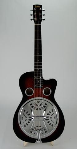 R Model Vintage Roundneck- Cutaway