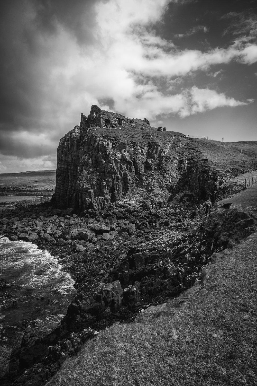 Duntulm Castle, Skye