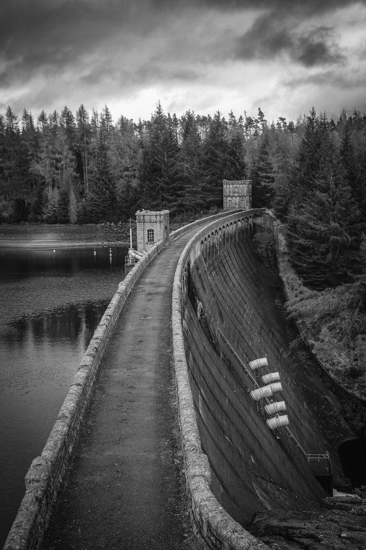 Laggan Dam, Highland
