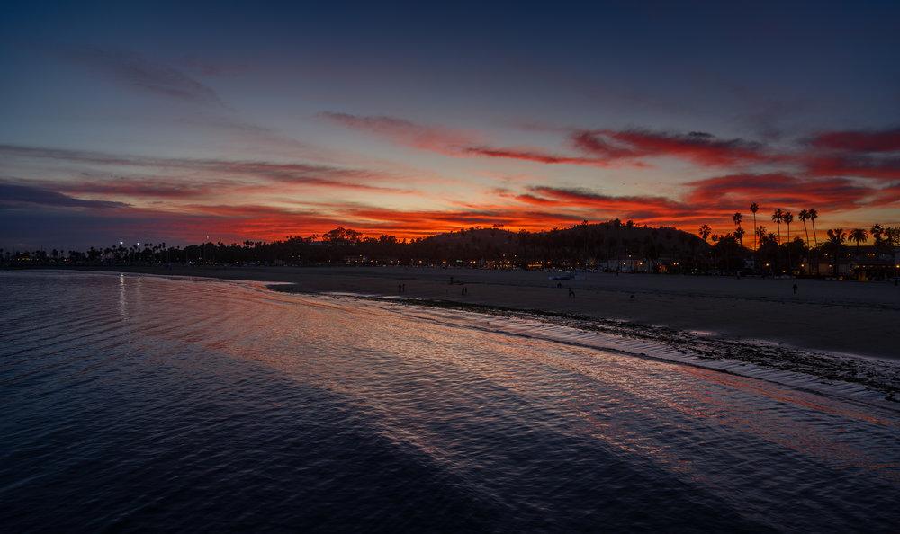 Santa Barbara Sunsets