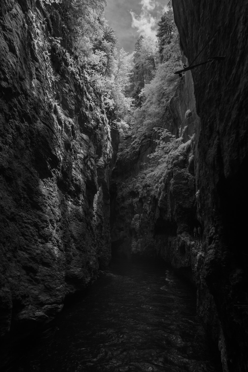 The Aareschlucht