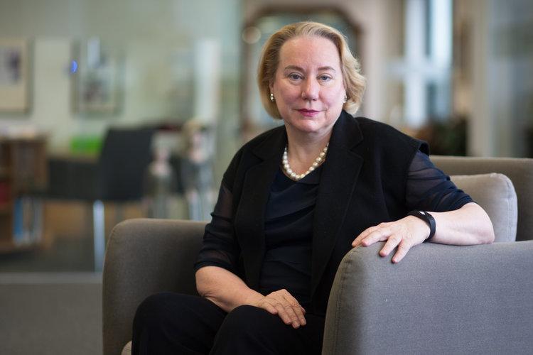 Dr Ann Olivarius, Senior Partner