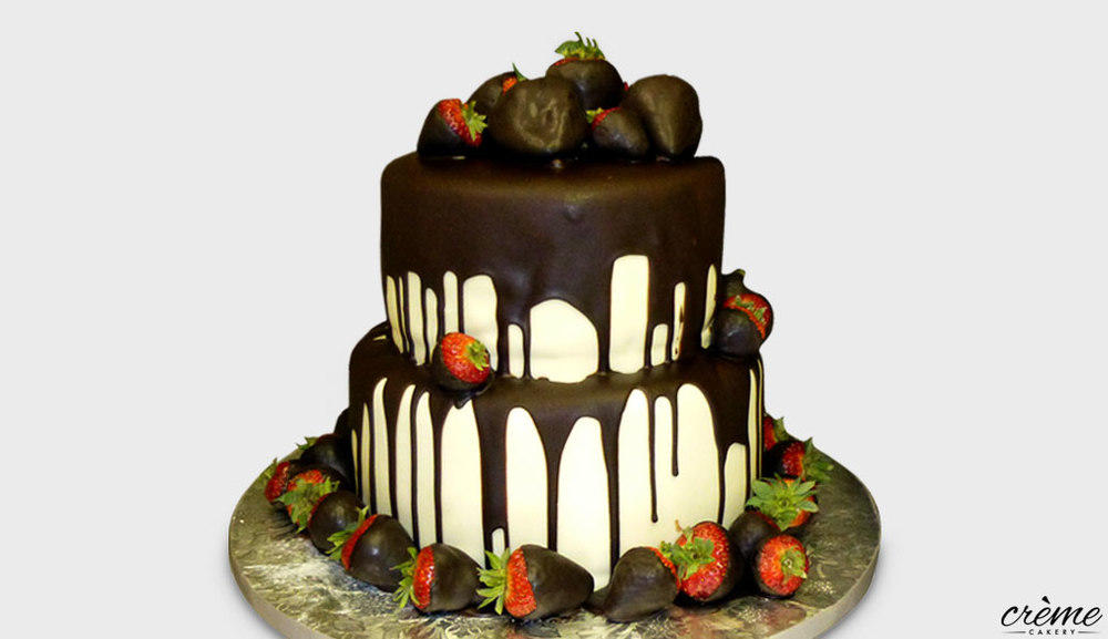Fondant Groom's Cake