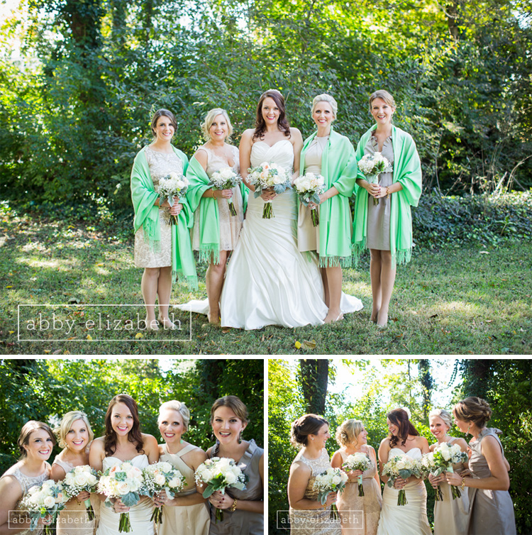 Crescent_Bend_Fall_Wedding_Knoxville_bride_bridesmaids_green_and_beige.jpg