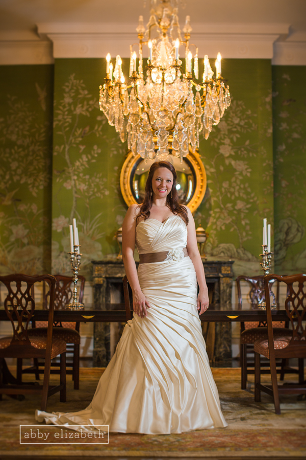 Lindsey's bridal portraits in a fabulous million dollar Atlanta mansion was definitely a highlight of my year!