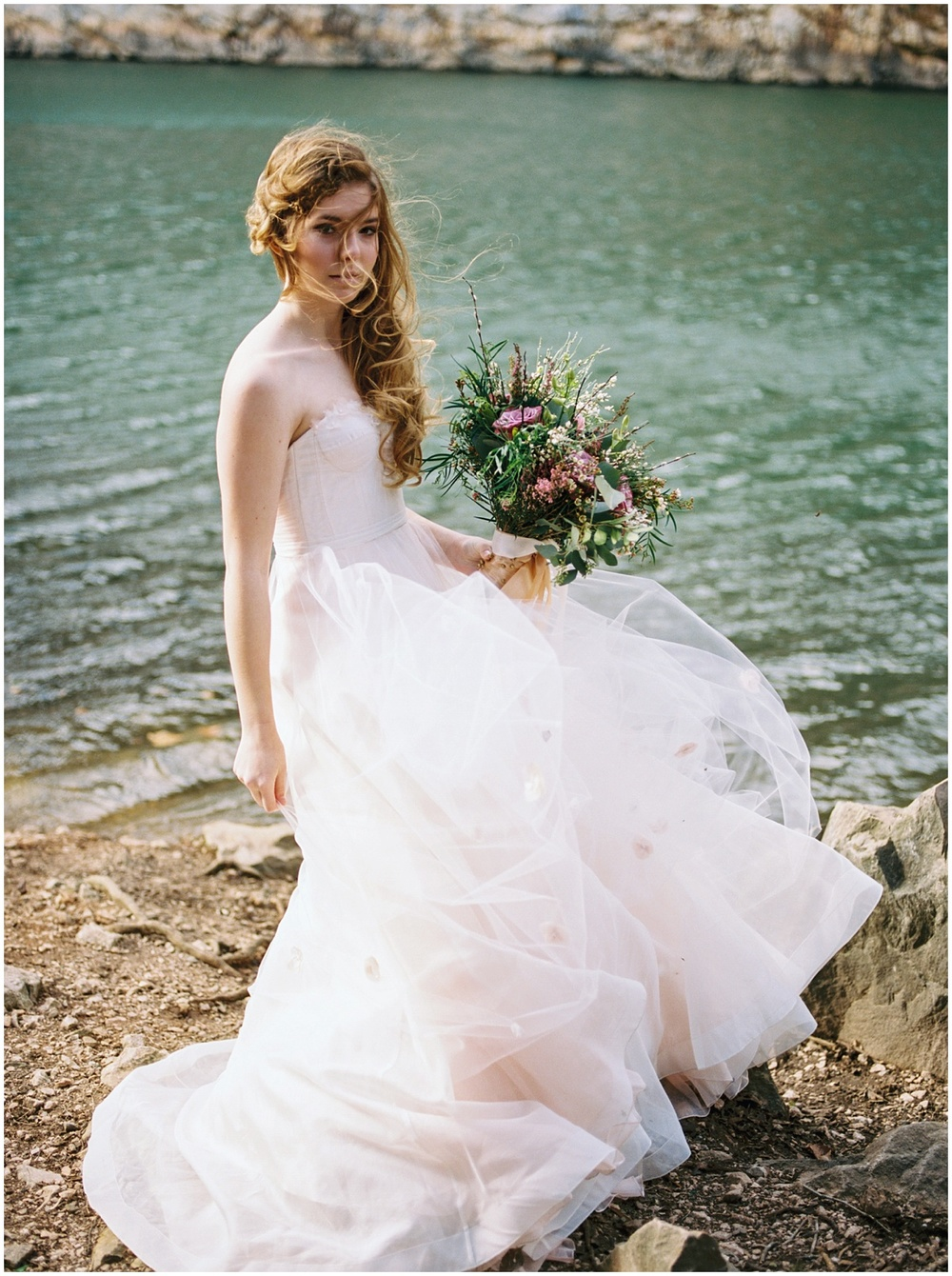 Abigail_Malone_Film_Wedding_Photography_KNoxville_TN_Blush_Dress_Outdoor_Windy_Pink_and_Green_Wedding_0017.jpg