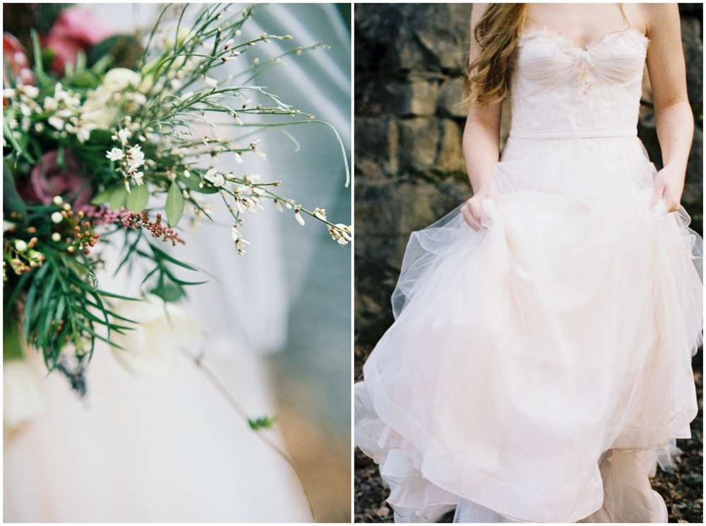 Abigail_Malone_Film_Wedding_Photography_KNoxville_TN_Blush_Dress_Outdoor_Windy_Pink_and_Green_Wedding_0007.jpg