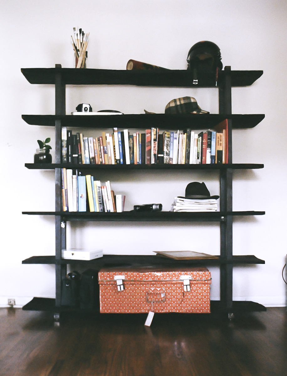 Tobacco Bookshelf