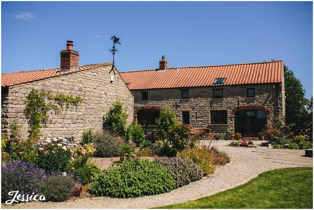 innisfree wedding venue in yorkshire