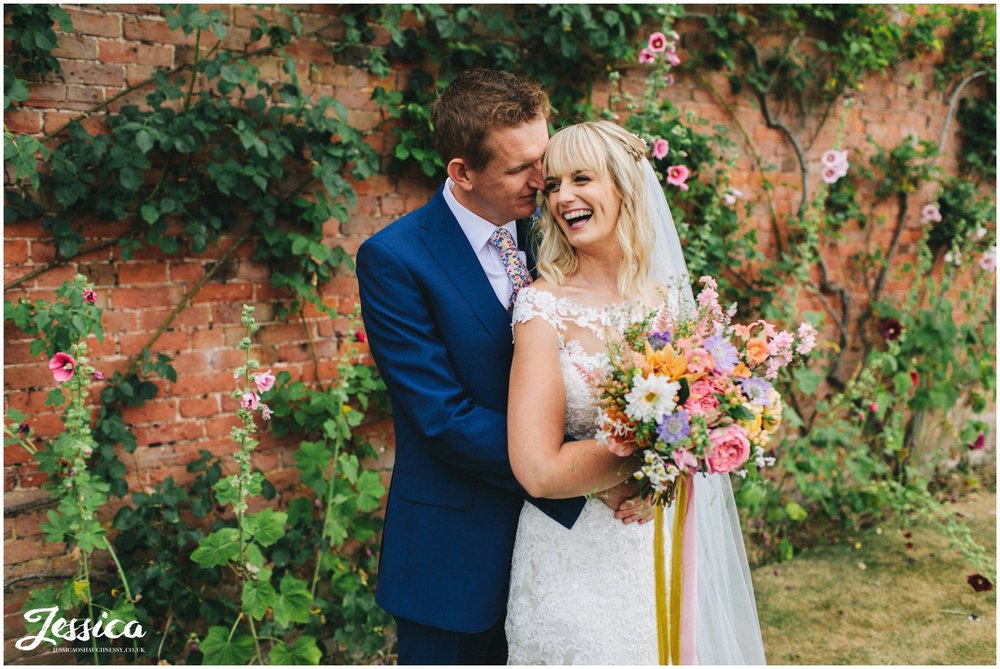 Combermere Abbey Wedding in Cheshire