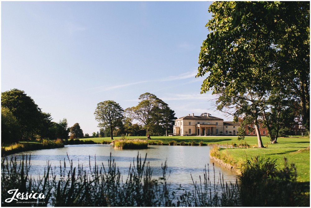 Stubton Hall in Newark, nottinghamshire