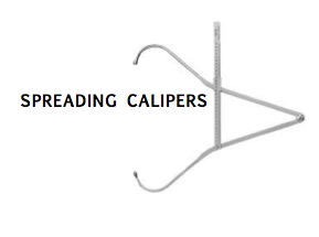 spreading-calipers