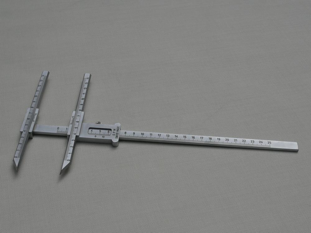 GPM Sliding Caliper (Poech Type) 114