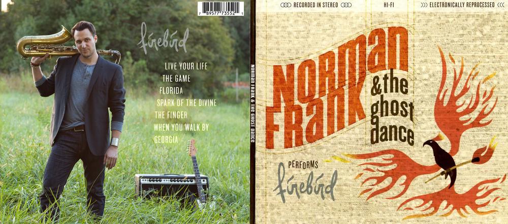 Norman Frank CD