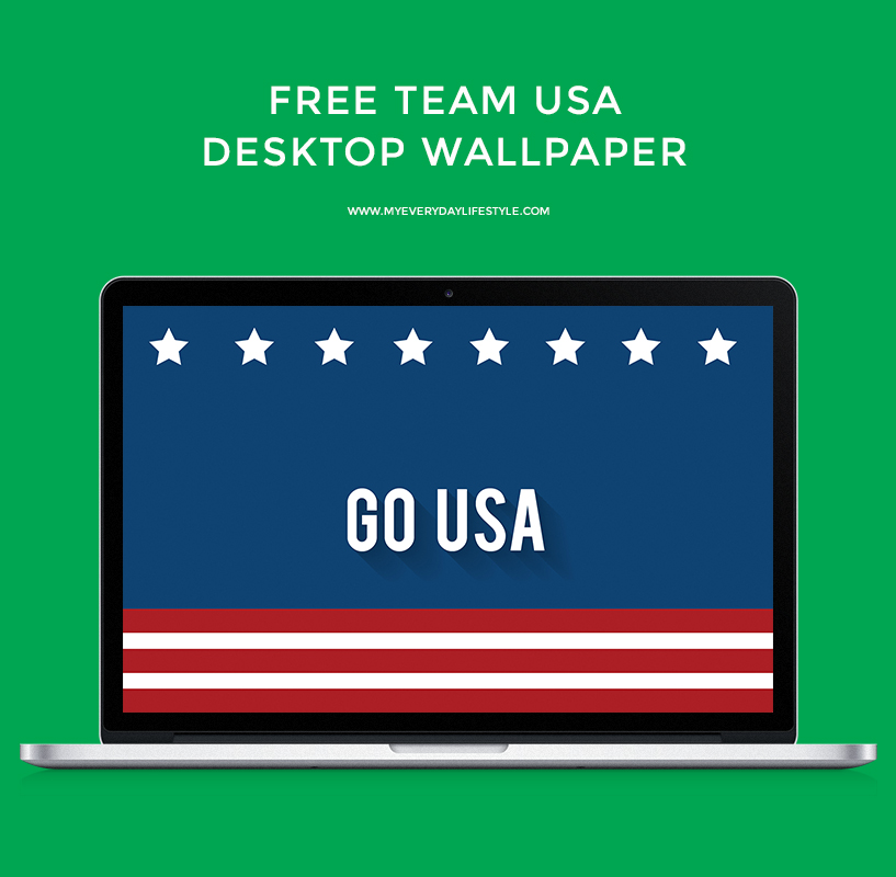 Click here to download 'GO USA' wallpaper.