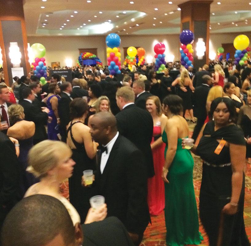 Dallas Margarita Ball 2014 — MEL   Dallas Lifestyle, Design and ...