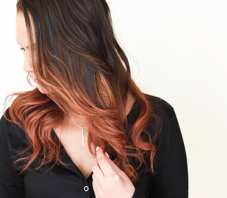 Diy Rose Gold Hair Mel Dallas Lifestyle Geek Blogger