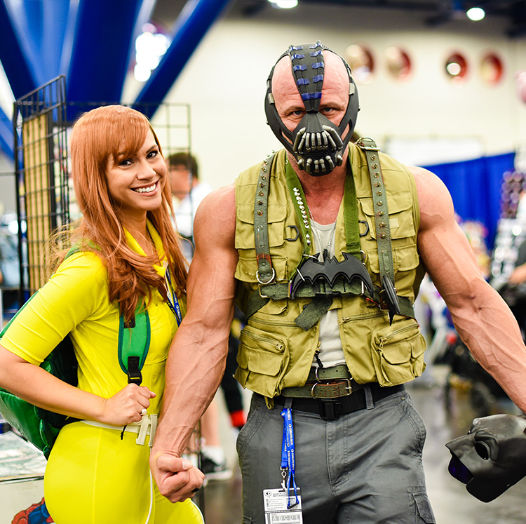 vs the evil. But this Bane was so legit.