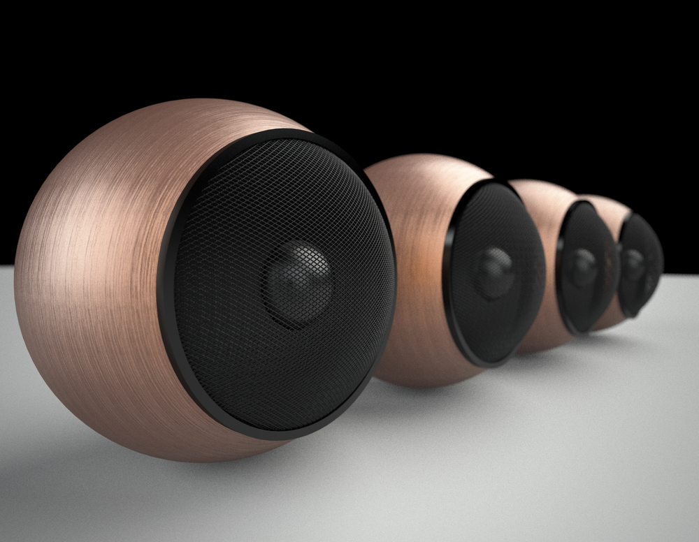 Orb Speakers