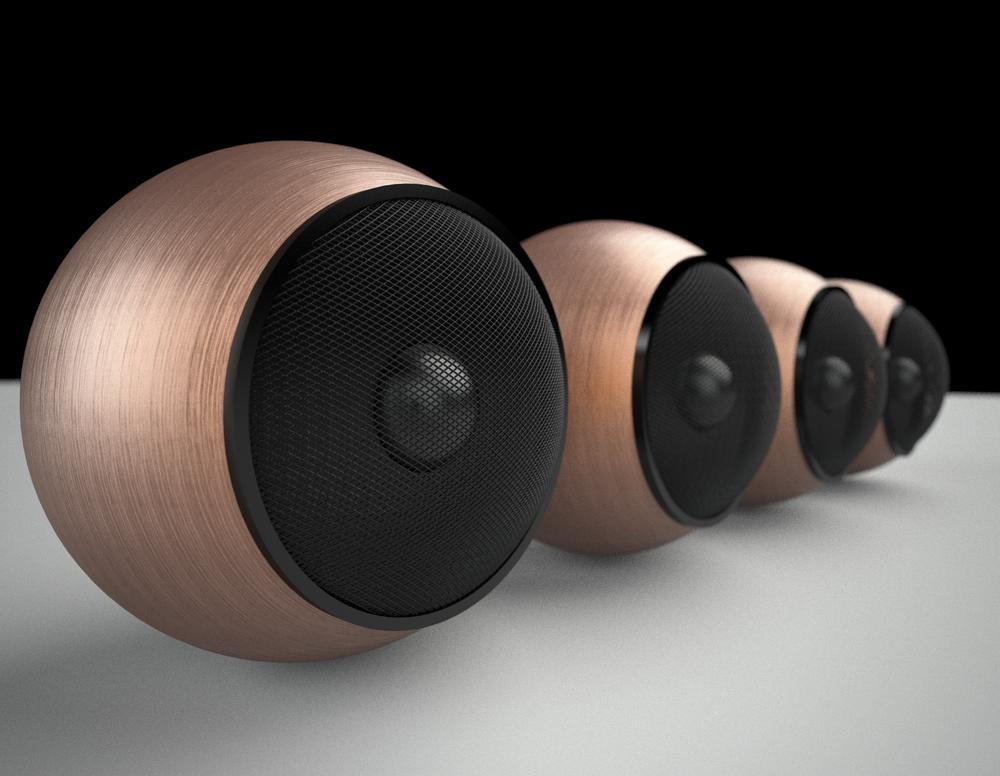 Orb Speakers