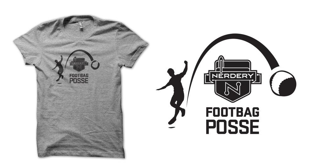 Hacky Sack Club T-shirt