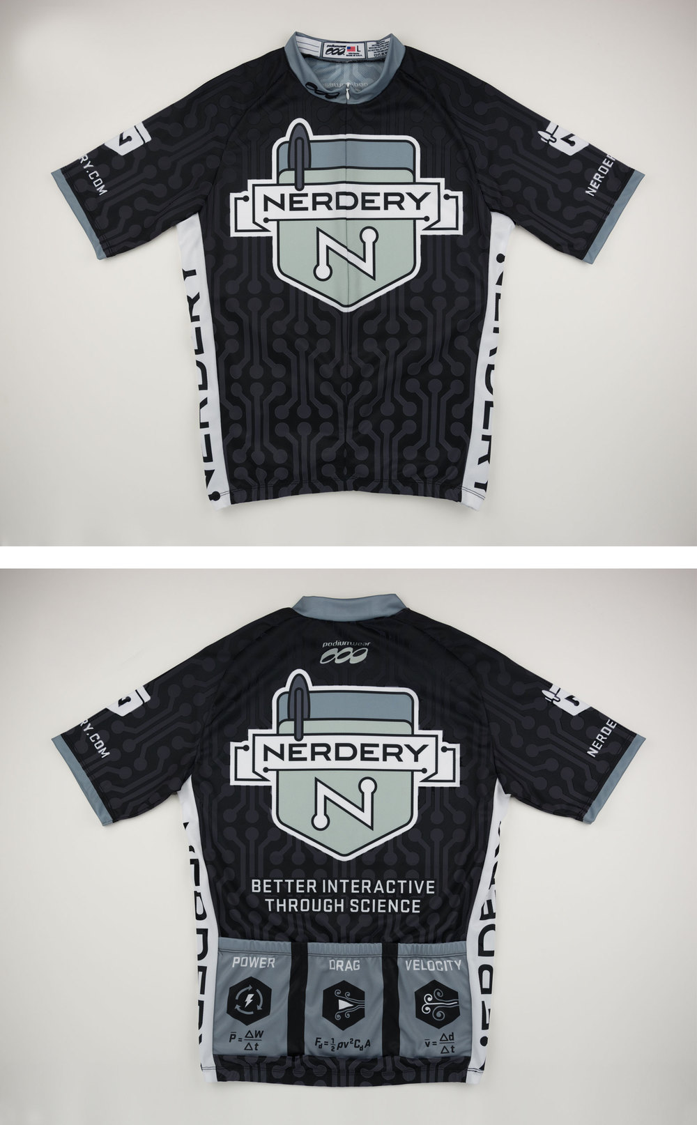 Cycling Club Jersey