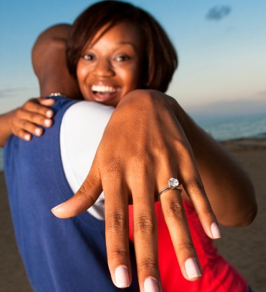 woman-engaged