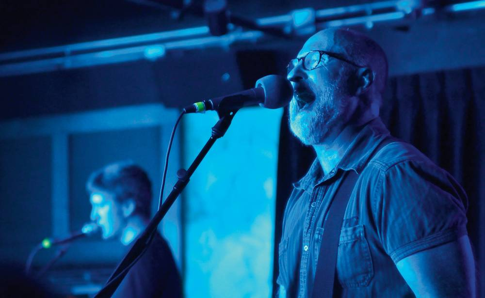 Bob Mould at The Bunkhouse Saloon