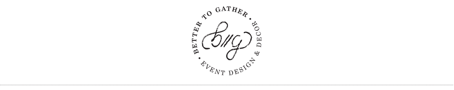 Better To Gather Events | Wedding Decoration, Creative Classes, and Party Space Venue