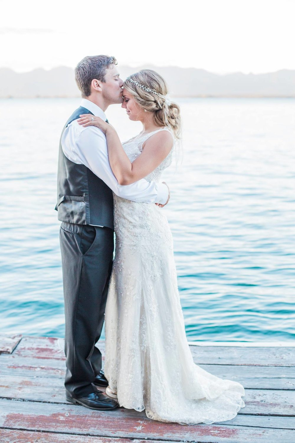 Stunning Flathead Wedding on the Lake