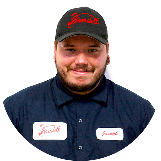 Position:  Quality Assurance Manager and Facilities Director   Years at ferndell:  8   What you like most about working at Ferndell  Education and experience   Favorite coffee or tea beverage  Ethiopia   What do you enjoy doing outside of work  Spending time with my family