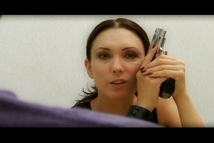 Jenny Lee Mitchell as Marlene (The Female Assassin)