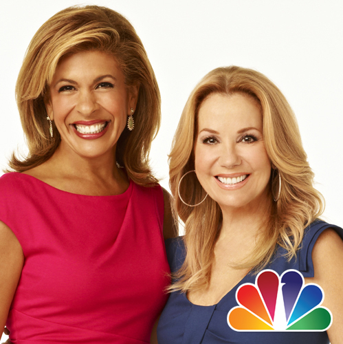 Holly on nbc 39 s today show kathie lee and hoda holly tucker - Nbc today show kathie lee and hoda ...
