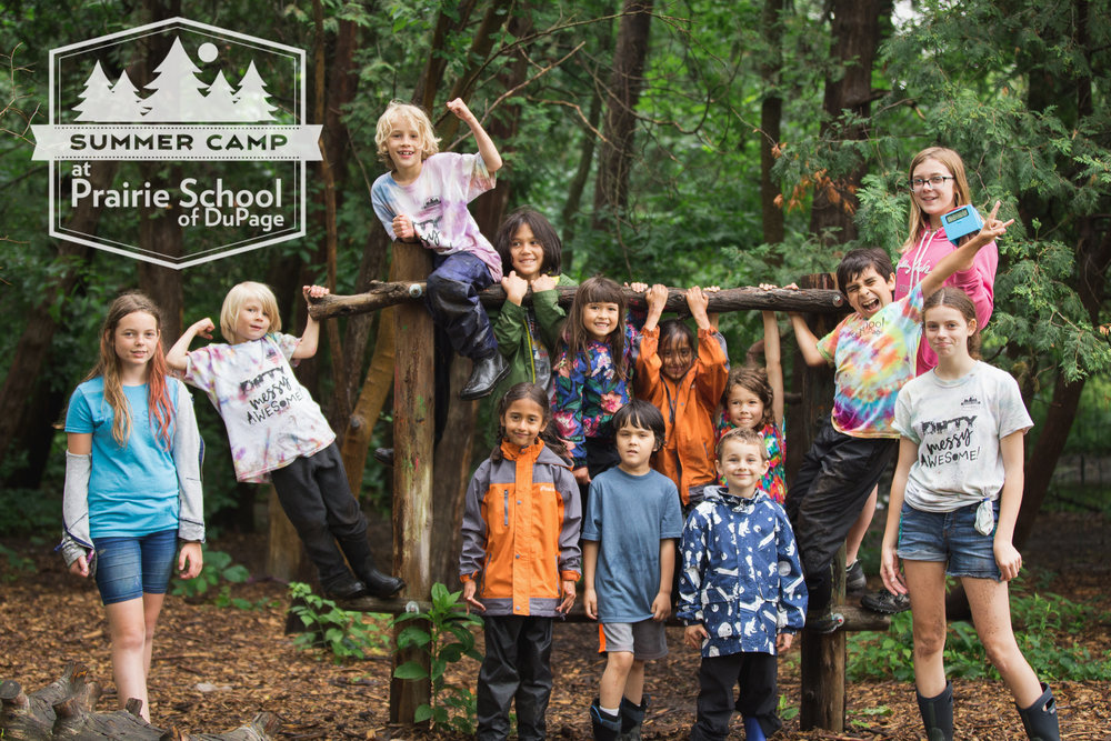Camp Prairie School