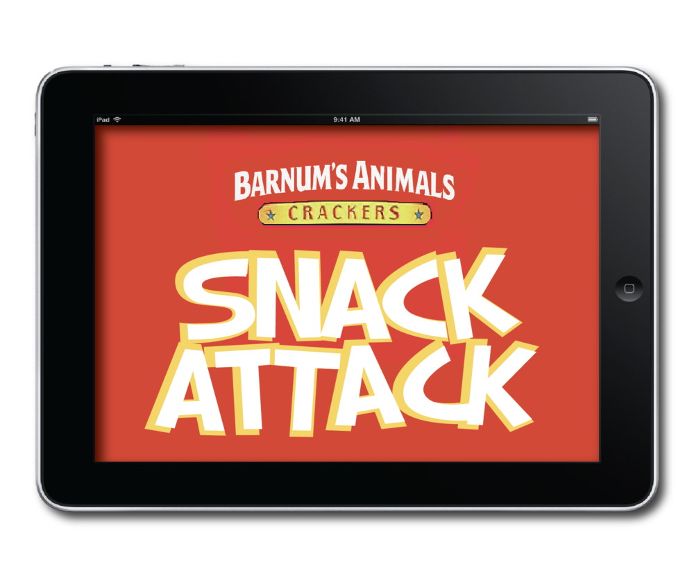 An app from Animal Crackers  AD:  Krista Chabris