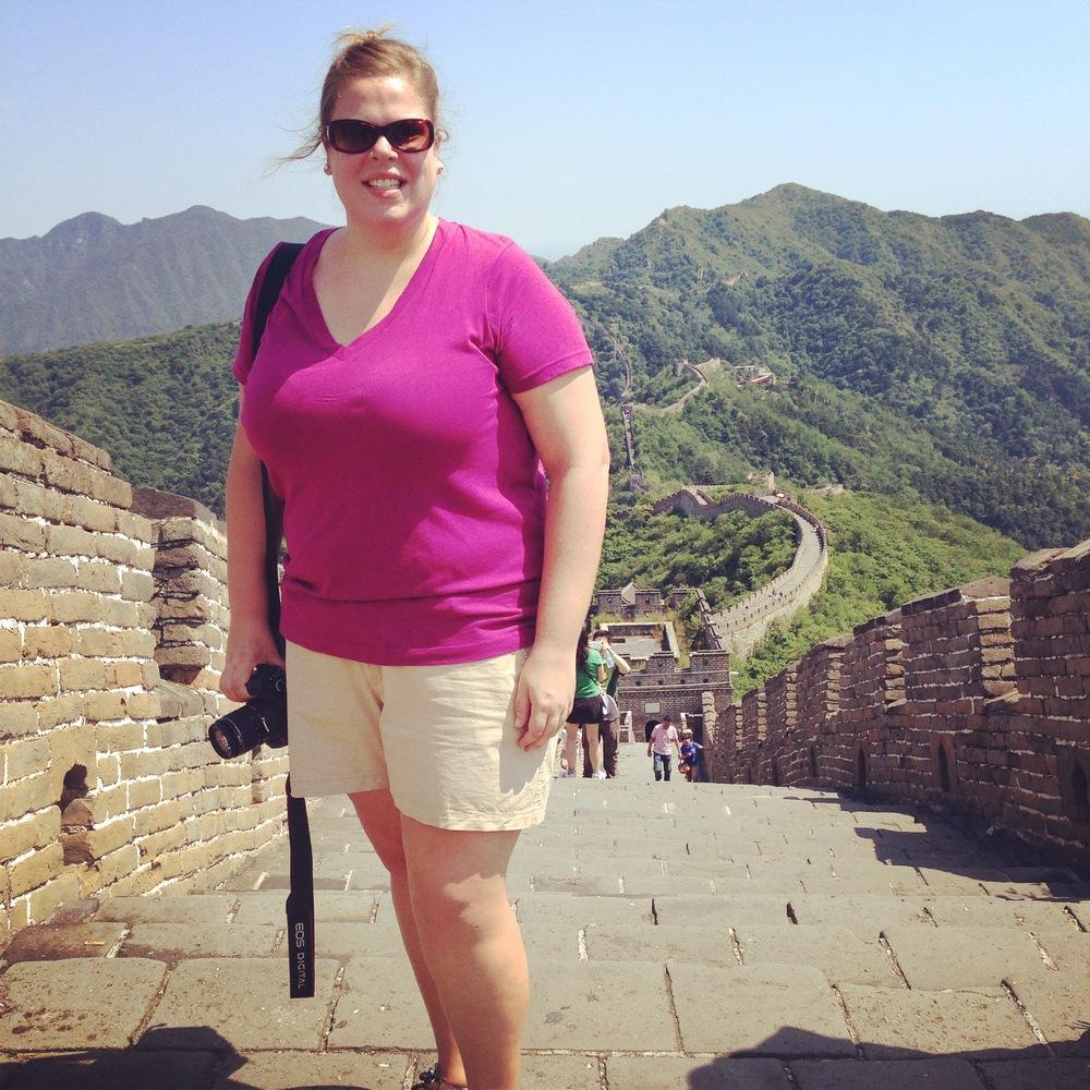 China adventure Contiki