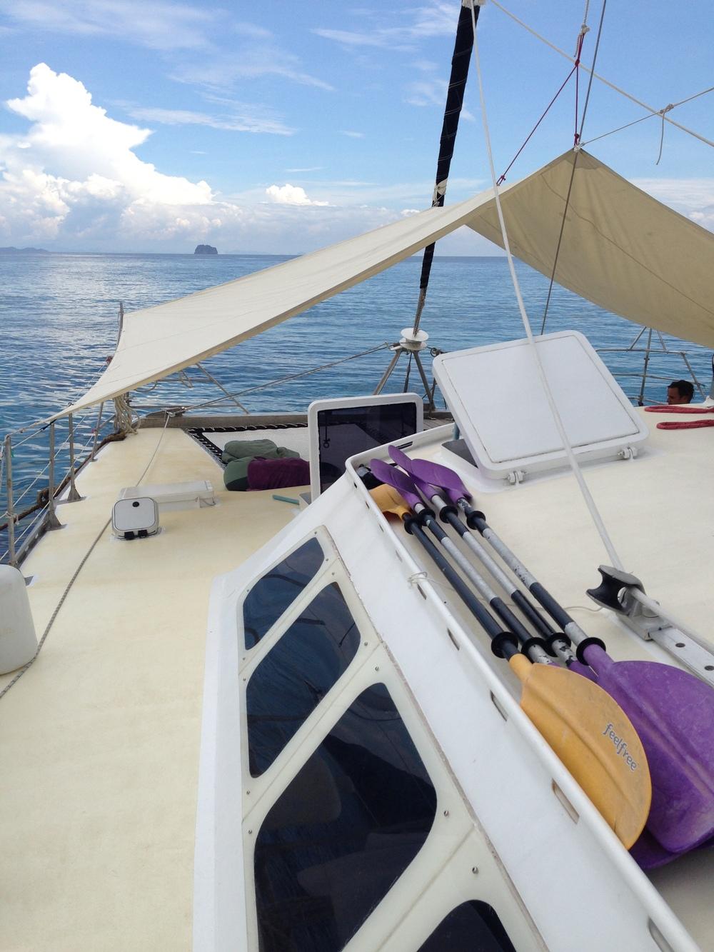 intrepid Phuket sailing adventure