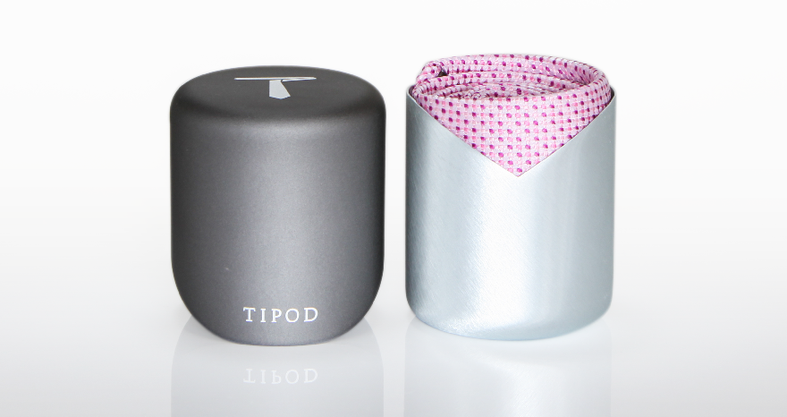 SECOND STEP | TIPOD Industrial design development