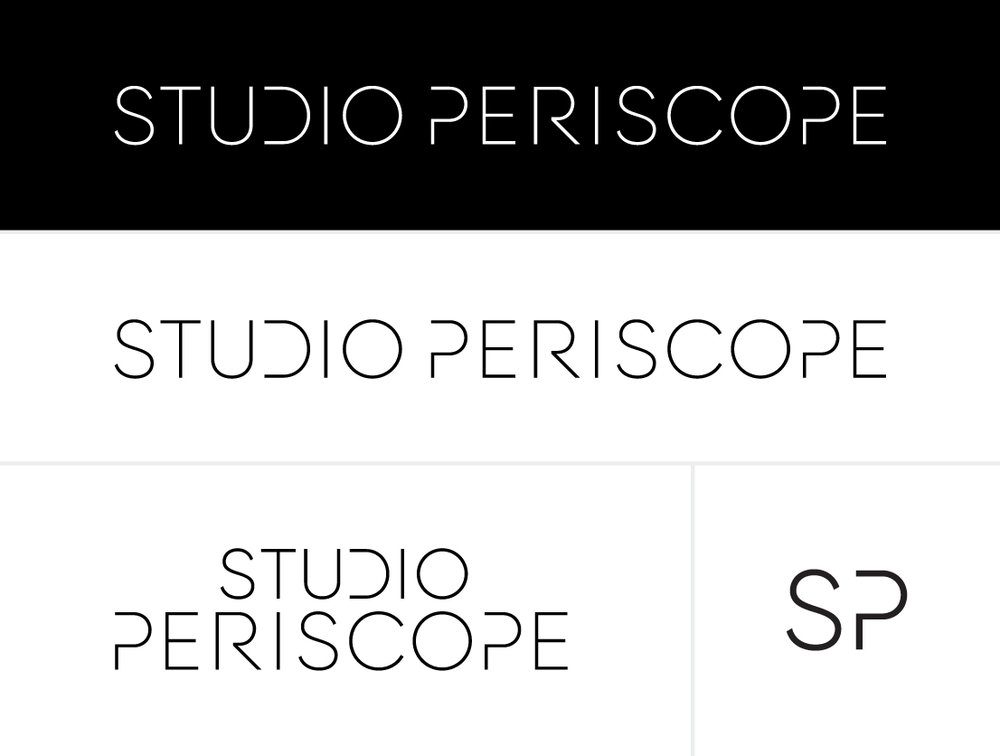Studio Periscope Brandmark