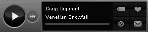 Listen to Craig Urqhart's Venetian Snowfall on Last.fm