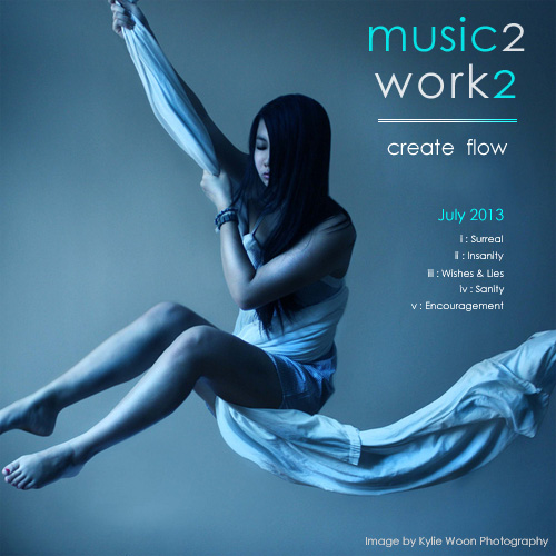 music2work2 - music to create flow - playlist