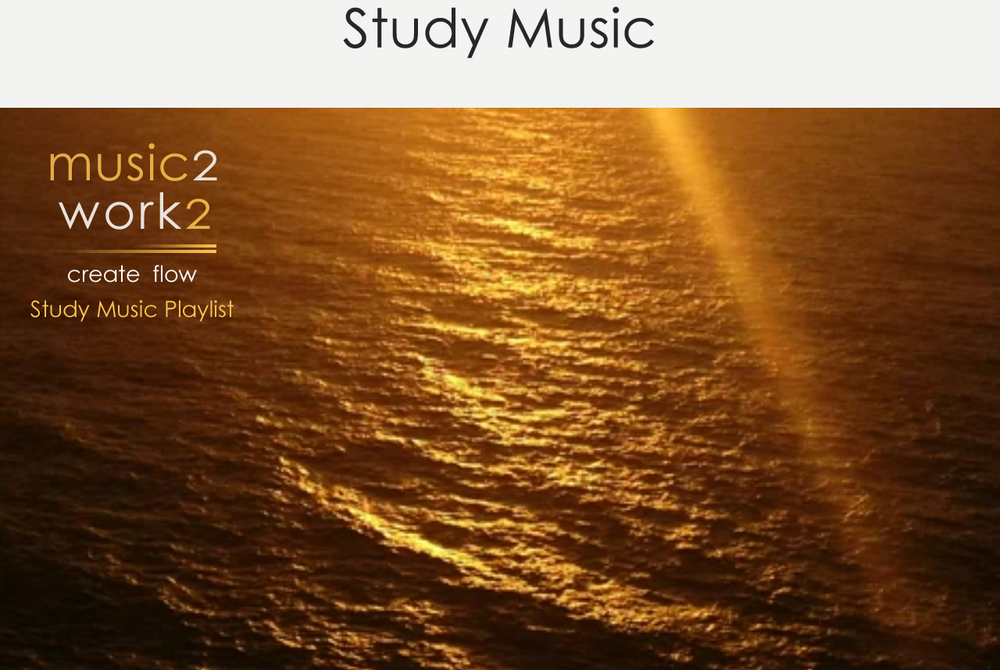 Study Music Playlist