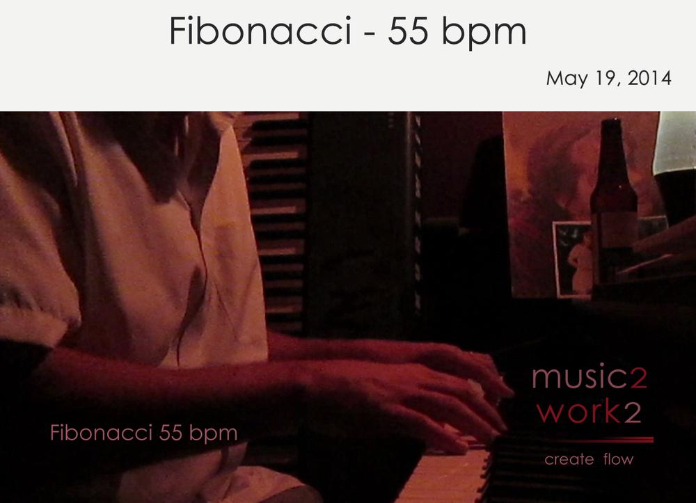 Fibonacci 55 bpm