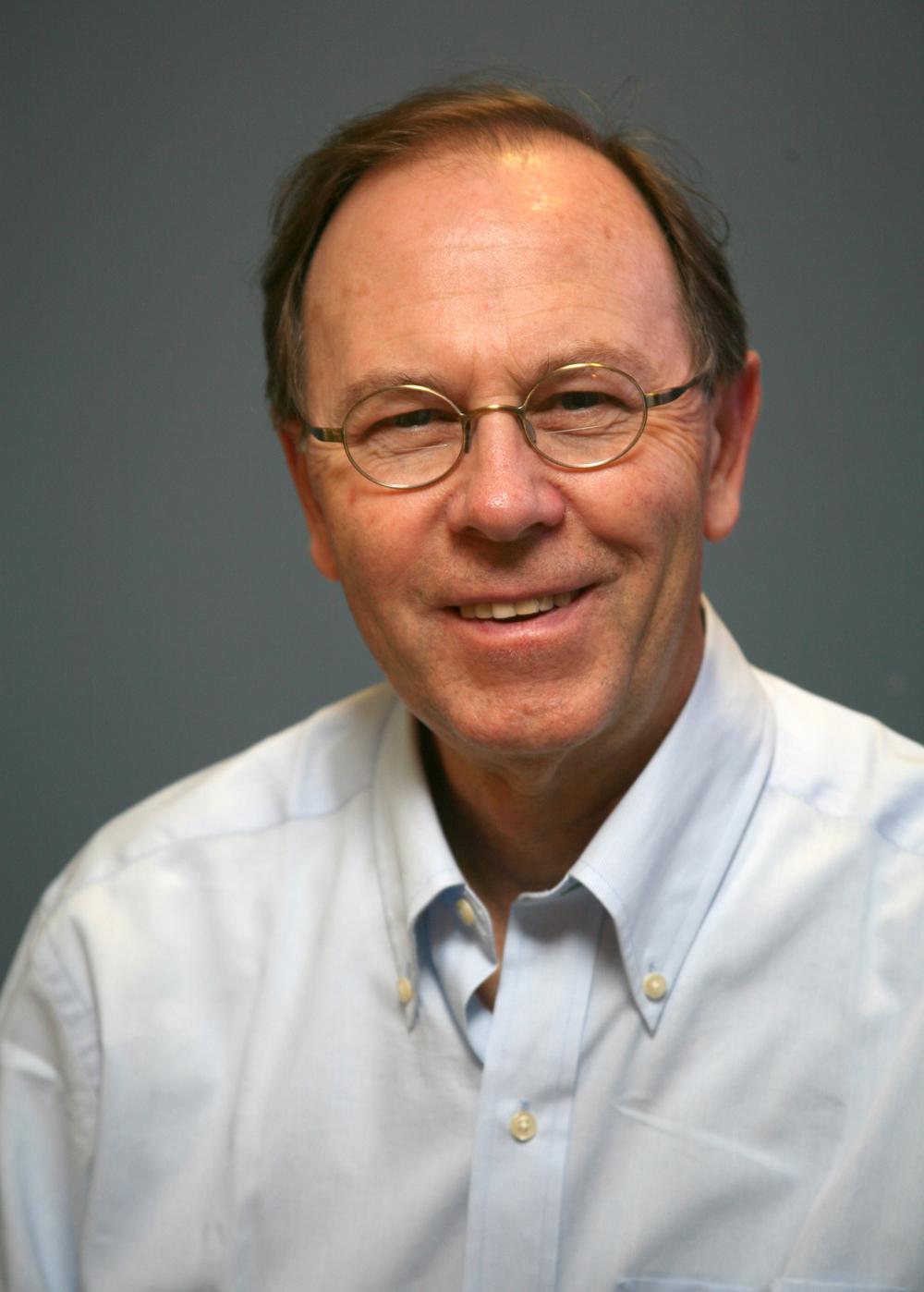 Food scientist Guy Crosby