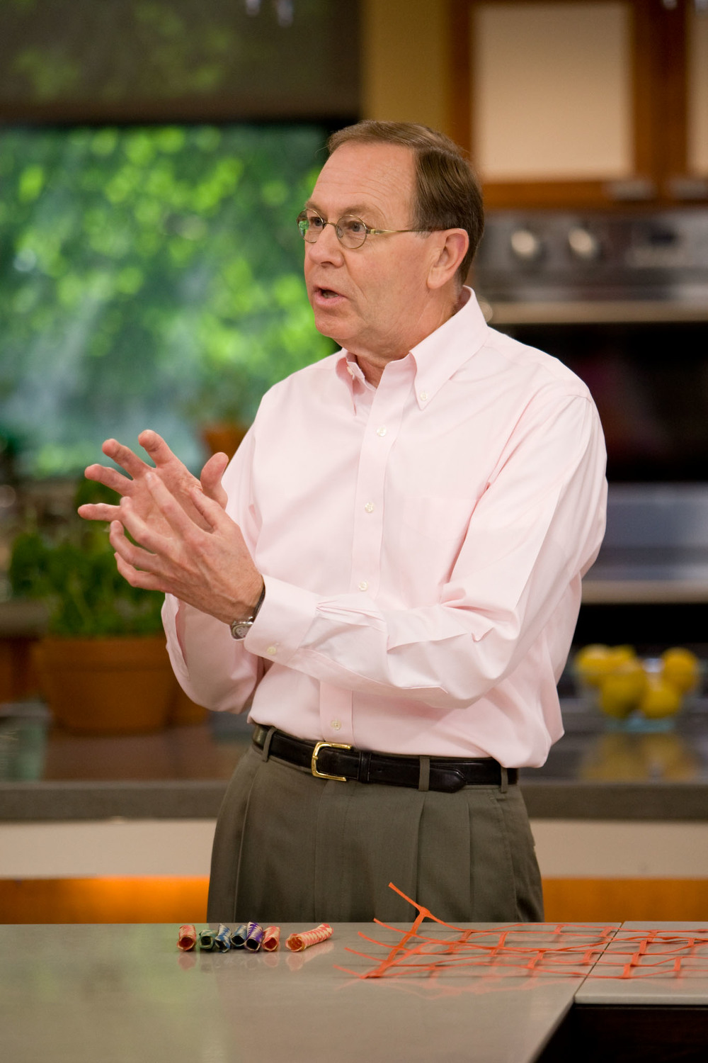 Food scientist Guy Crosby is the science editor of America's Test Kitchen.
