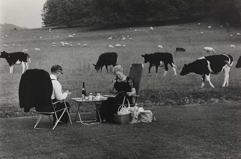 Glyndebourne, 1967. By Tony Ray-jones.