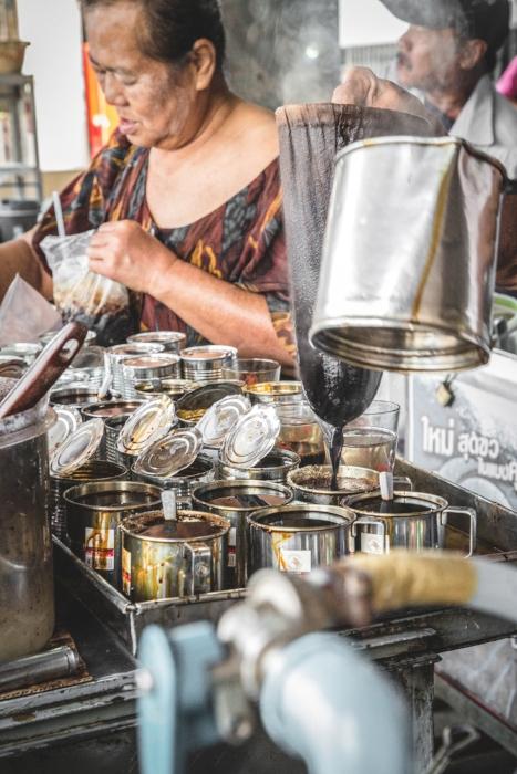 Thai Coffee © ParithaWannawanit
