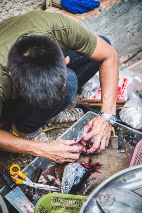 Fish Market © ParithaWannawanit